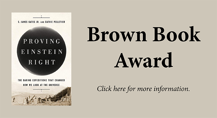 Brown Book Award