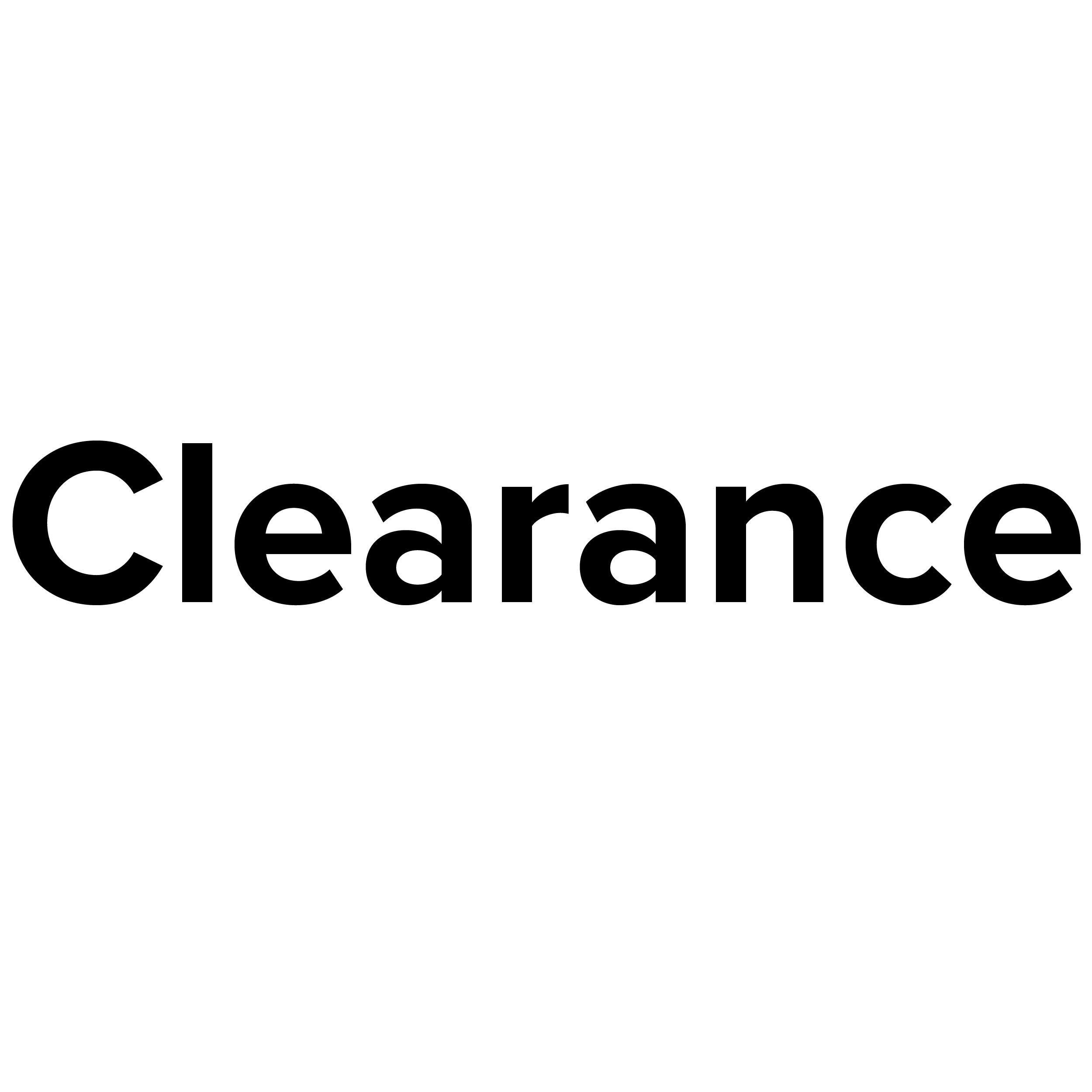 Clearnace