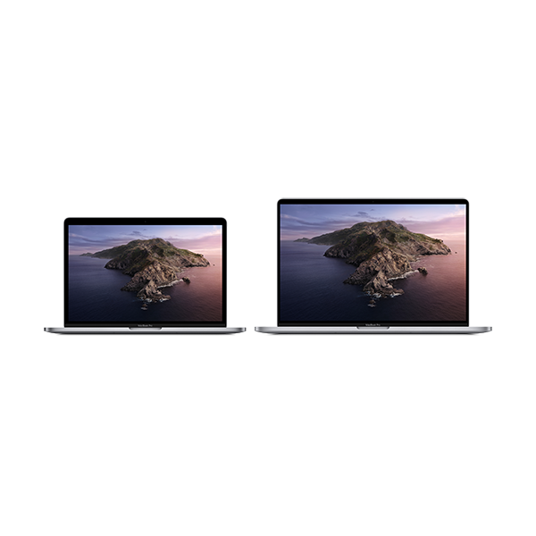 Macbook Pro 13 and 16