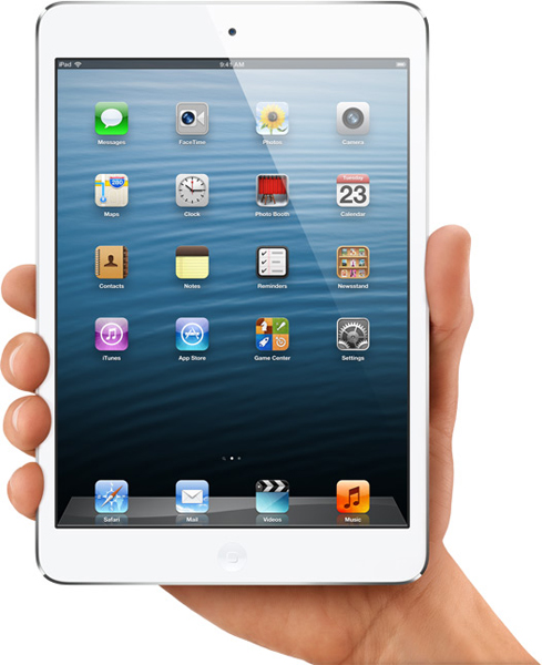 01 - iPad mini - WiFi Only - 16GB only