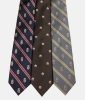 0 - Drake's of London Silk Ties & Bowtie - $125/$145 thumbnail