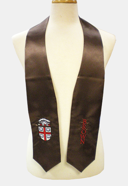 1 - Academic Regalia Sash