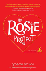 1F - The Rosie Project - Recommended by Tova
