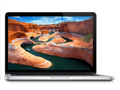 14 - MacBook Pro 13in. Retina Best 2.6GHz - $1,699