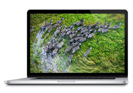 15 - MacBook Pro 15in. Retina Good 2.2GHz - $1,899