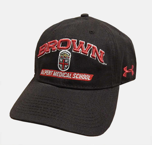 AMS Under Armour Brown Cap