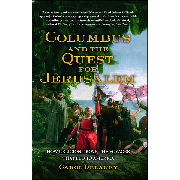 Image For <I>Columbus and the Quest for Jerusalem</I>