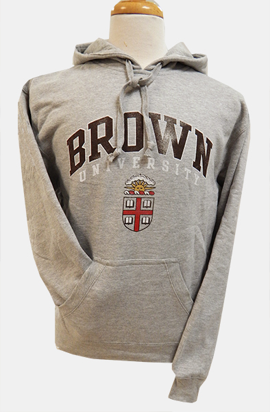 Image For Gear Grey Crest Hooded Sweatshirt - $49.99