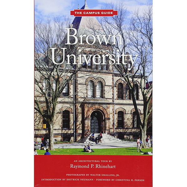 Image For <I>Brown University: The Campus Guide</I>