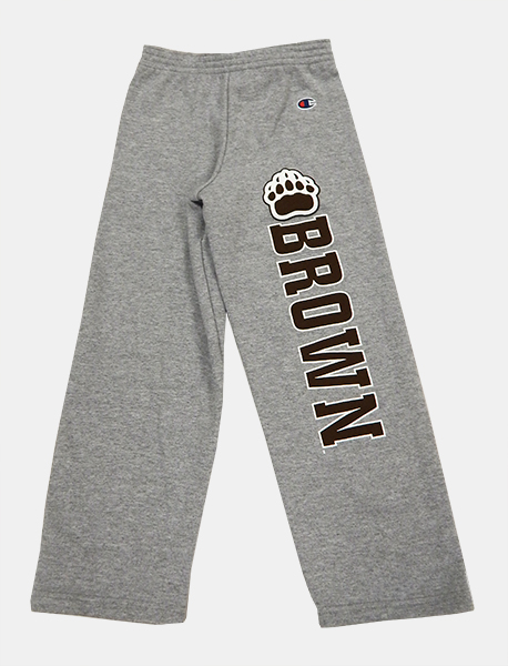 Image For YSP - Champion Youth Grey Paw Sweatpants - $27.99