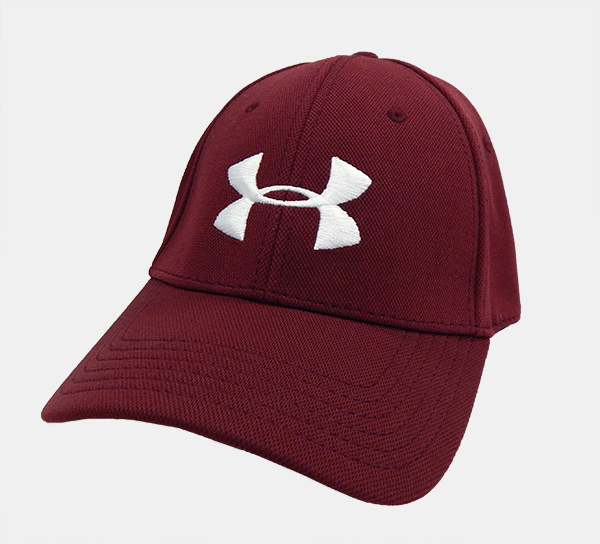 Image For Under Armour Cardinal Fitted Cap - $29.99