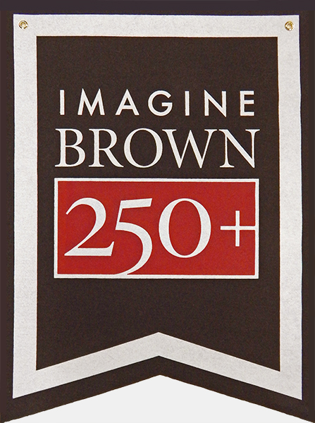Image For Banner - Imagine Brown 250+ Dovetail Banner