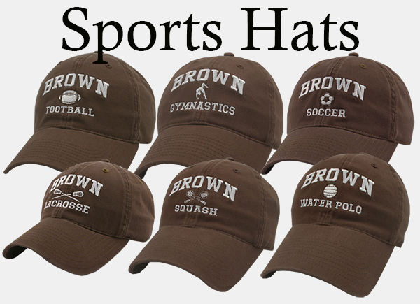 Image For Legacy Brown Sports Caps - $21.99 & $24.99