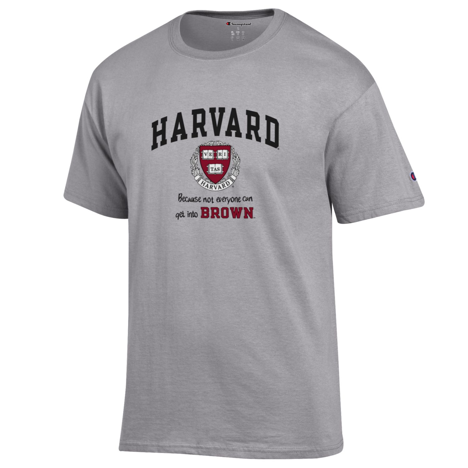 Image For Champion Jersey Short Sleeve Harvard Tee