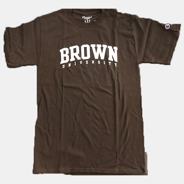 Image For Champion Brown Short-Sleeve Tee - $19.99