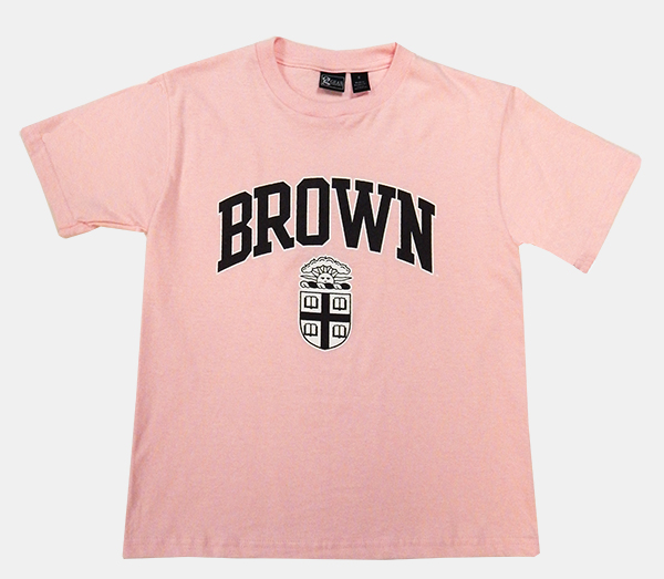 Image For YT - Gear Youth Pink Crest Tee - $16.99