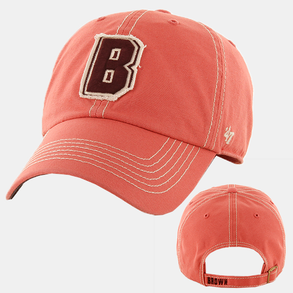 Image For 47 Brand Faded Red B Cap