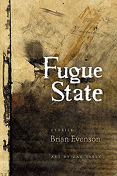 Cover Image For Evenson, Brian, Professor of Literary Arts