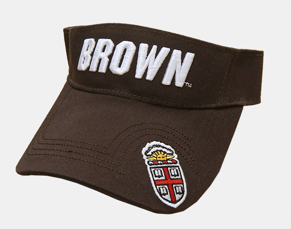 Image For Champion Brown Visor