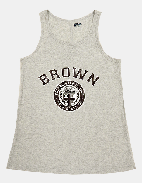 Image For Gear Grey Medallion Women's Tanktop - $27.99