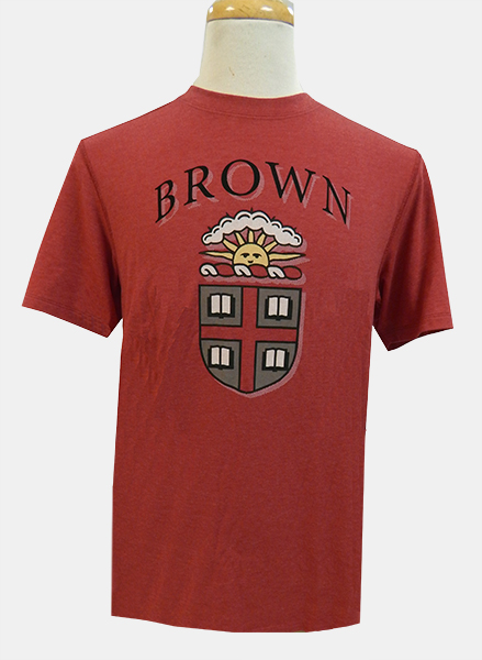 Image For 47 Brand Cardinal Large Crest Tee - Now $19.99
