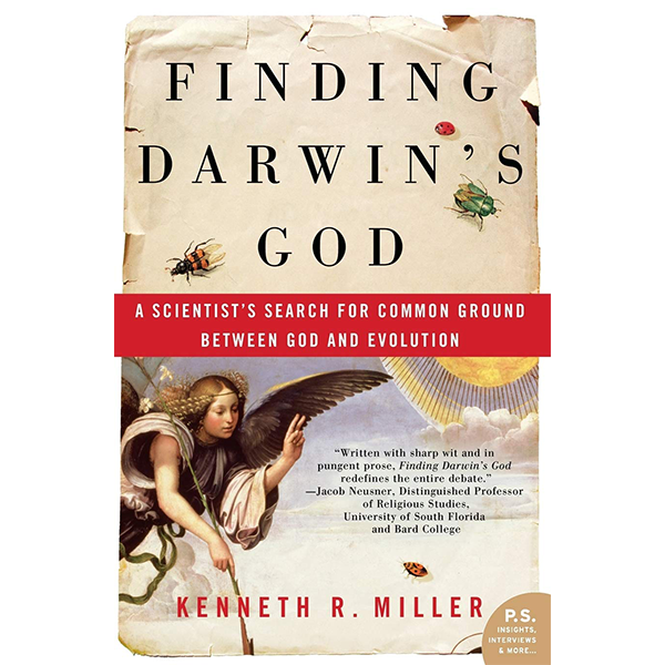 Image For <I>Finding Darwin's God</I>