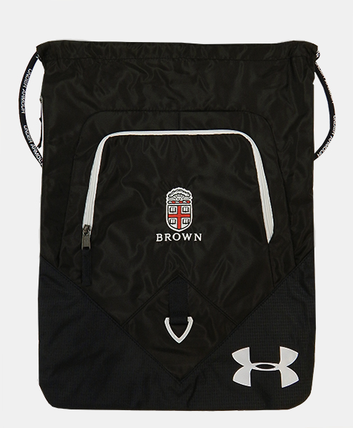 Image For Sackpack - Under Armour Black Crest