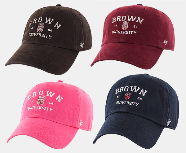 Image For 47 Brand Youth Brown University Cap - $21.99
