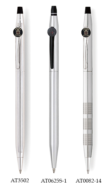 Image For Pens - Cross Pens with Crest Medallion