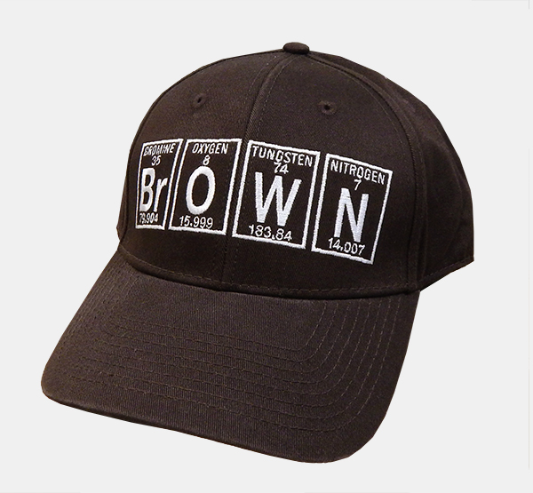 Image For Champion Brown Elements Cap