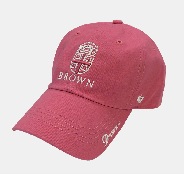 Image For 47 Brand Hot Pink Crest Women's Cap