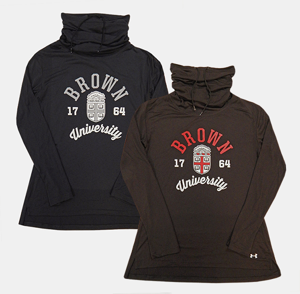 Image For Under Armour Cowl-Neck Women's Sweatshirt - $54.99