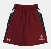 Cover Image for Under Armour Cardinal & Black Mesh Shorts - $49.99
