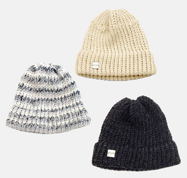 Image For 0 - tink | knit Classic Knit Hat Collection - $32.99