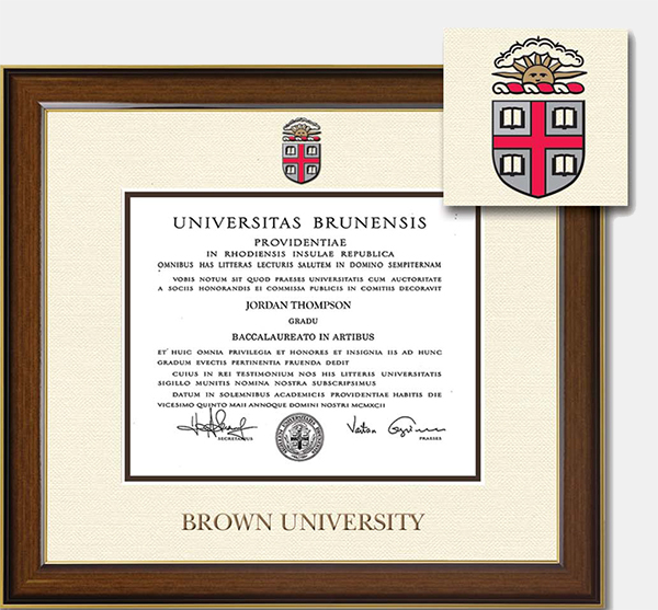 Image For Church Hill Dimensions Diploma Frame - BA/MA/PhD