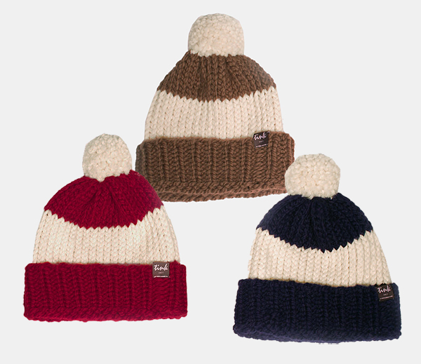 Image For 0 - tink | knit Essential Knit Hat Collection - $32.99