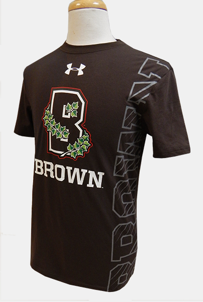 Image For Under Armour Brown Ivy B Tee - $35.99