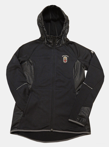 Image For Under Armour Storm1 Black Zip Hooded Women's Jacket -$142.99