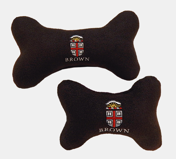 Image For Dog Toy - ASD Brown Crest Squeeze Toy