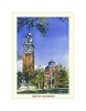 Cover Image for 1 - Prints - Brown University Watercolors by Mark Waitkus