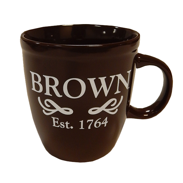 Image For Ceramic Mug - Brown Est. Mug
