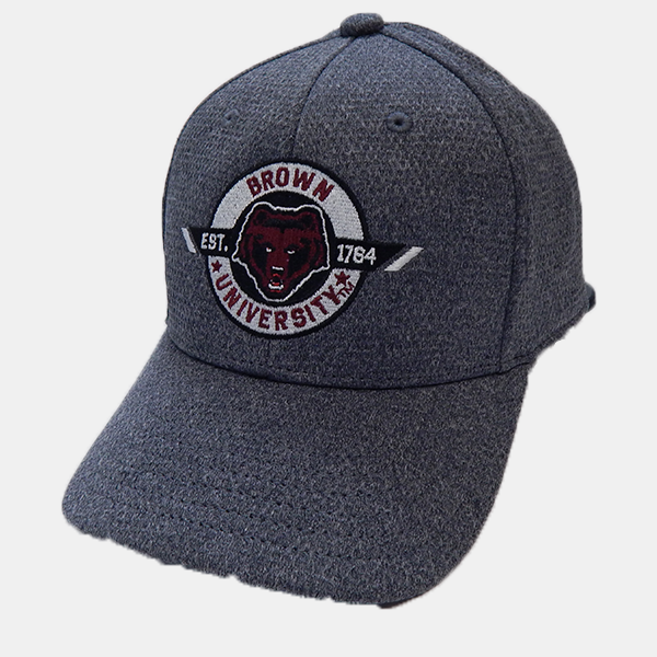 Image For YH - Under Armour Youth Grey Bear Est. Fitted Cap - $32.99
