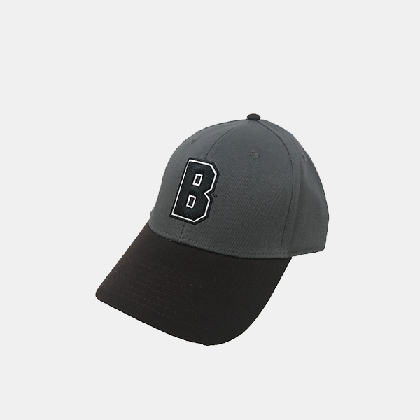 Image For Champion Twill Stretched Grey Cap