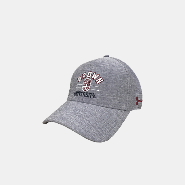 Image For Under Armour Women's Grey Adjustable Cap