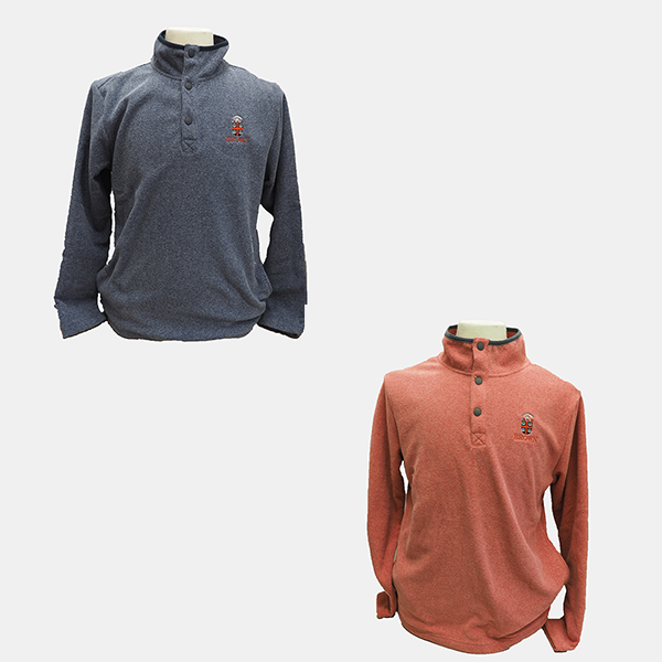 Image For Charles River Men's Bayview Fleece Pullover - $49.99