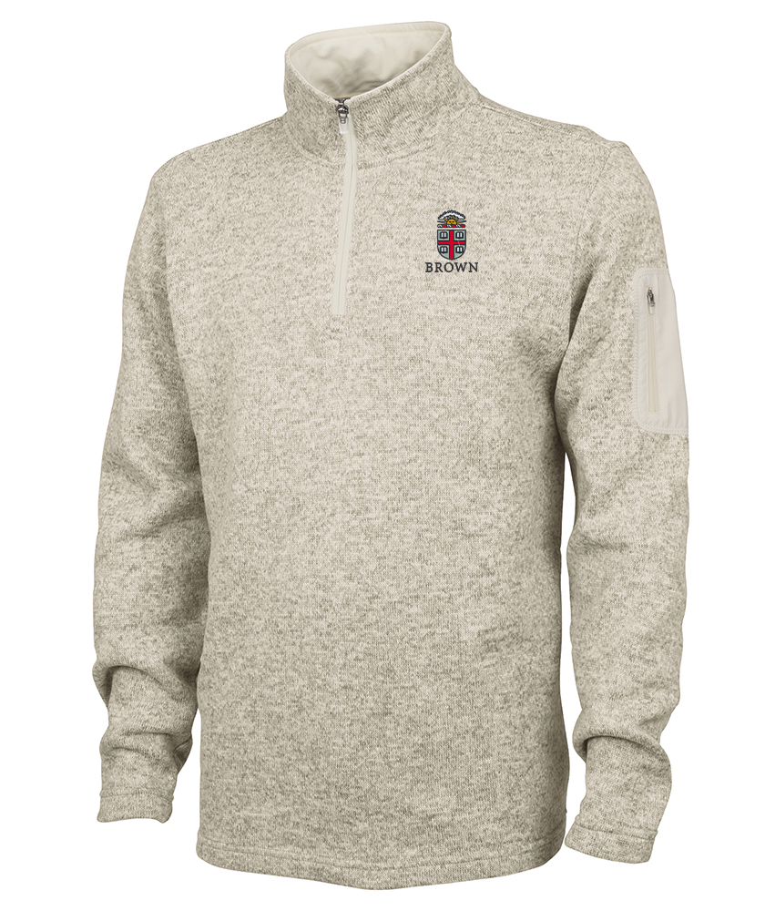 Image For Charles River Men's 1/4 Zip Fleece Pullover