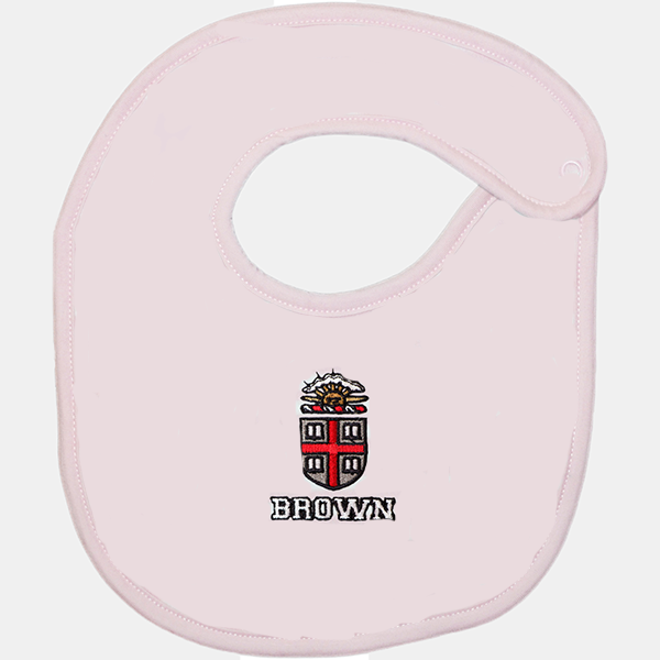 Image For CK Solid Pink Bib