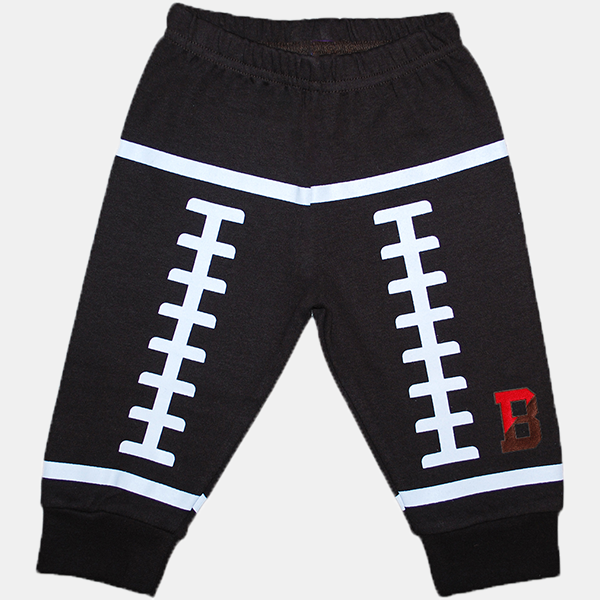 Image For CK Brown Football Pants - $20.99
