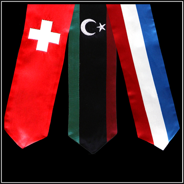 Image For International Sash