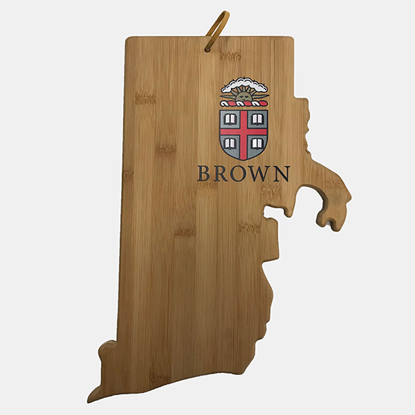 Image For Cutting Board w/Brown Logo